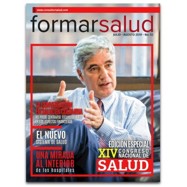 Revista Formarsalud No. 002 - Edición Gratuita