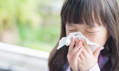88 de los niños toleran las enfermedades climaticas