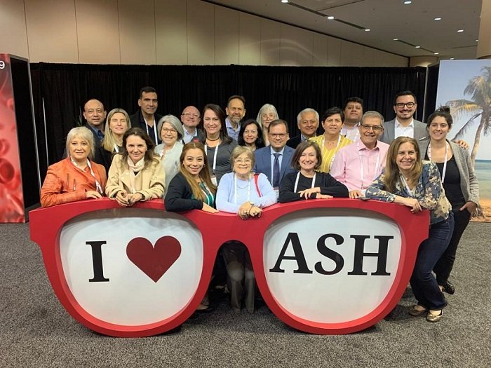 ASH (American Society of Hematology Meeting) 2019