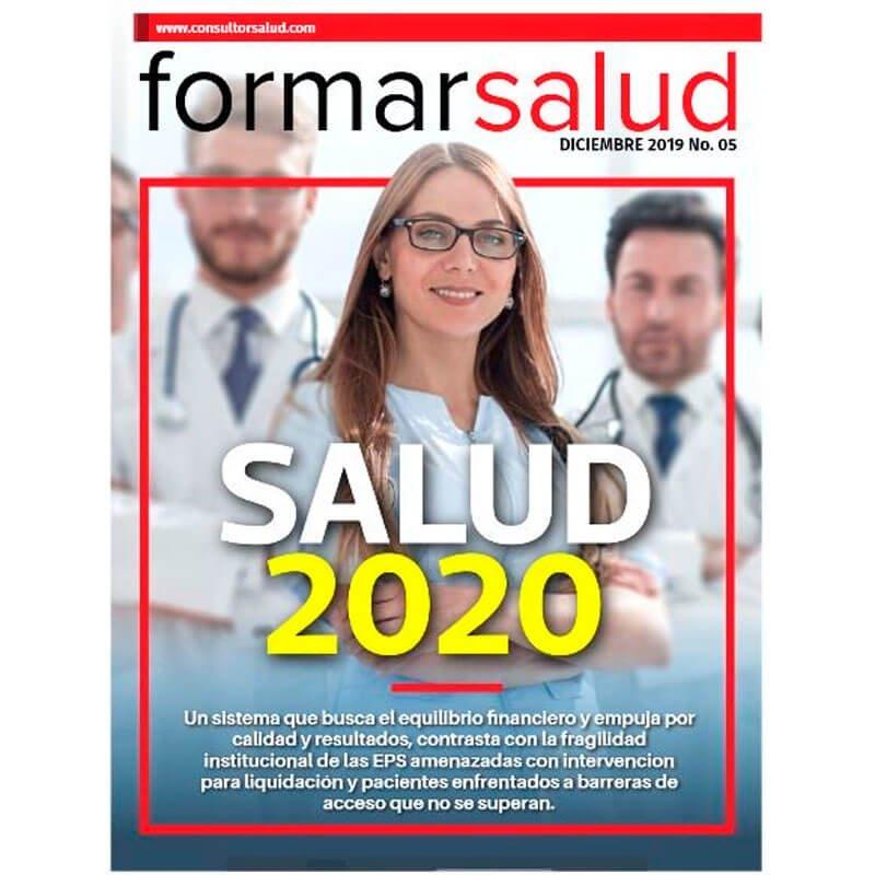 Revista Formarsalud - Edición 5