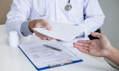 Incapacidad expedida por un médico externo