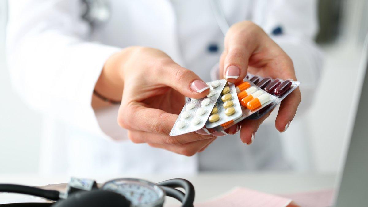 medicamentos cinco recomendados consultordalud