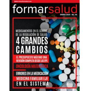 Revista Formarsalud – Edición 06