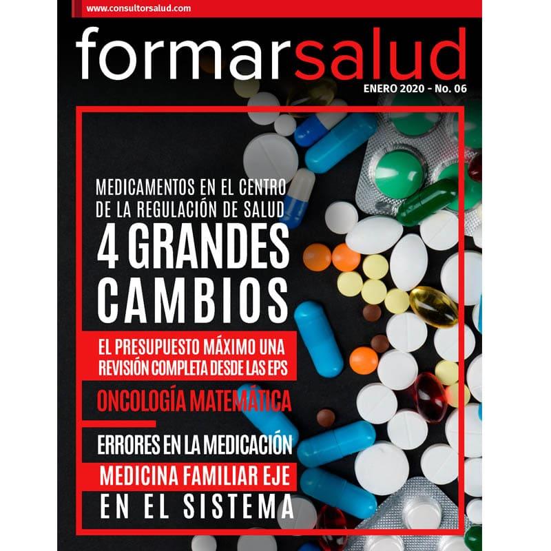 Revista Formarsalud - Edición 6