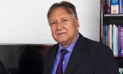 Alexander Moscoso es el nuevo Viceministro de Salud