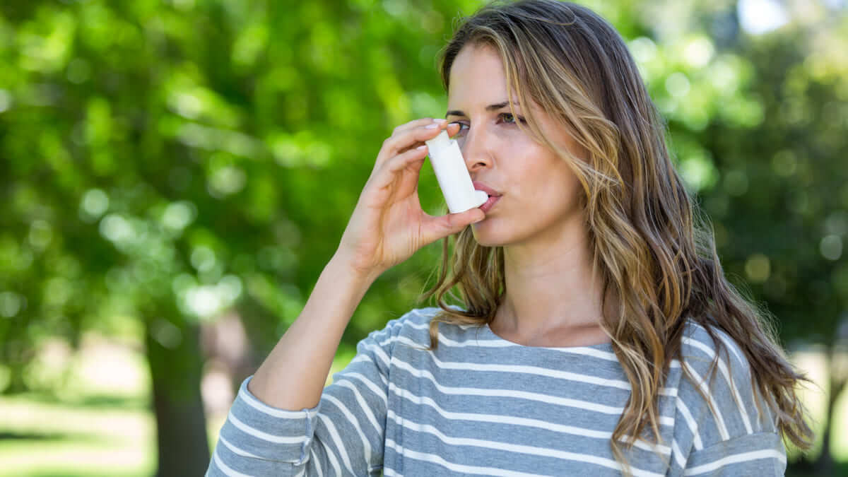 10% de los colombianos sufren de asma