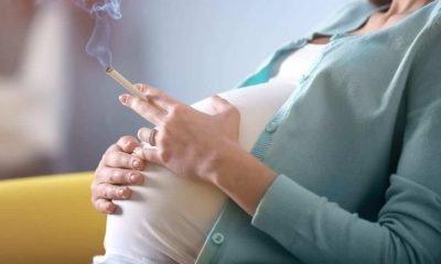 Aumenta el riesgo de fracturas en el bebé si la madre fuma en el embarazo