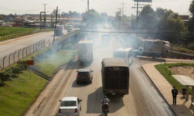 Bogotá mantiene alerta amarilla por calidad del aire