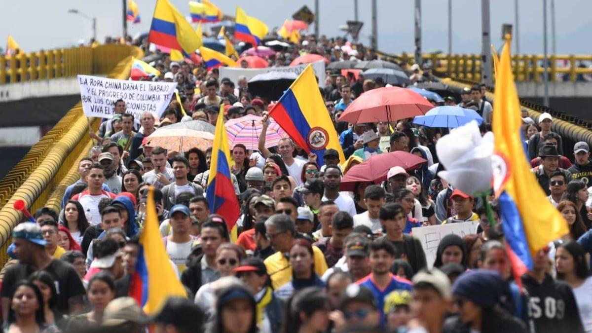 CORRÍAN LAS PRIMERAS SEMANAS DEL 2020 Y EN EL SISTEMA DE SALUD COLOMBIANO