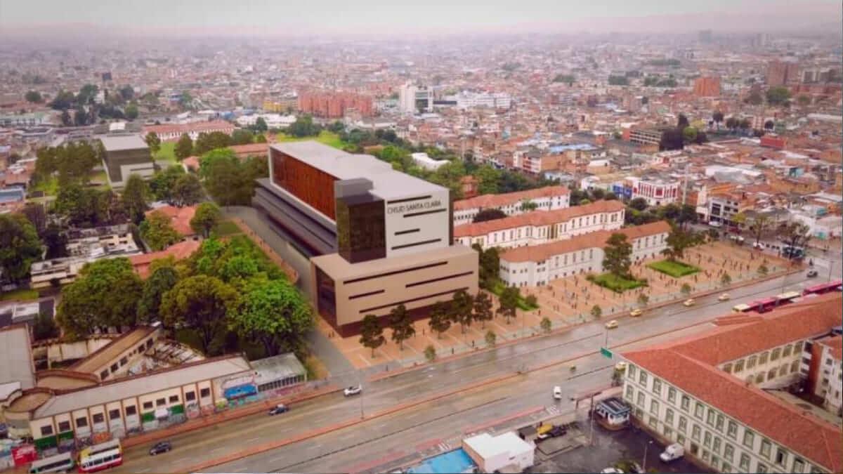 Quedó adjudicada la construcción del hospital Santa Clara