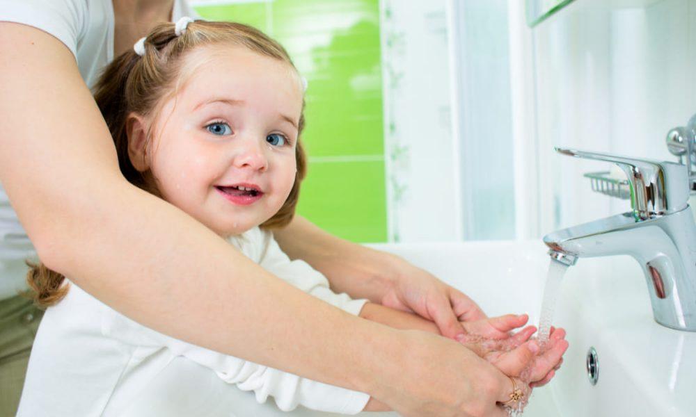 Lavarse las manos: 5 pasos para cuidar tu salud ...