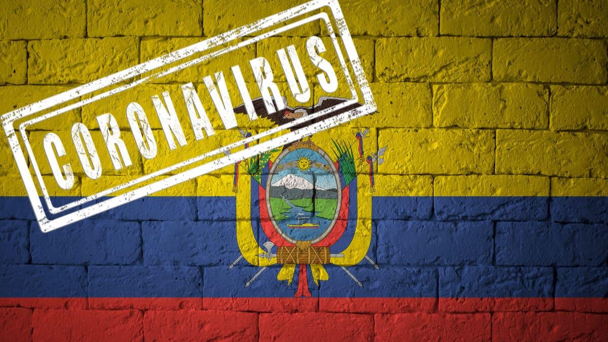 6 casos confirmados de coronavirus en Ecuador