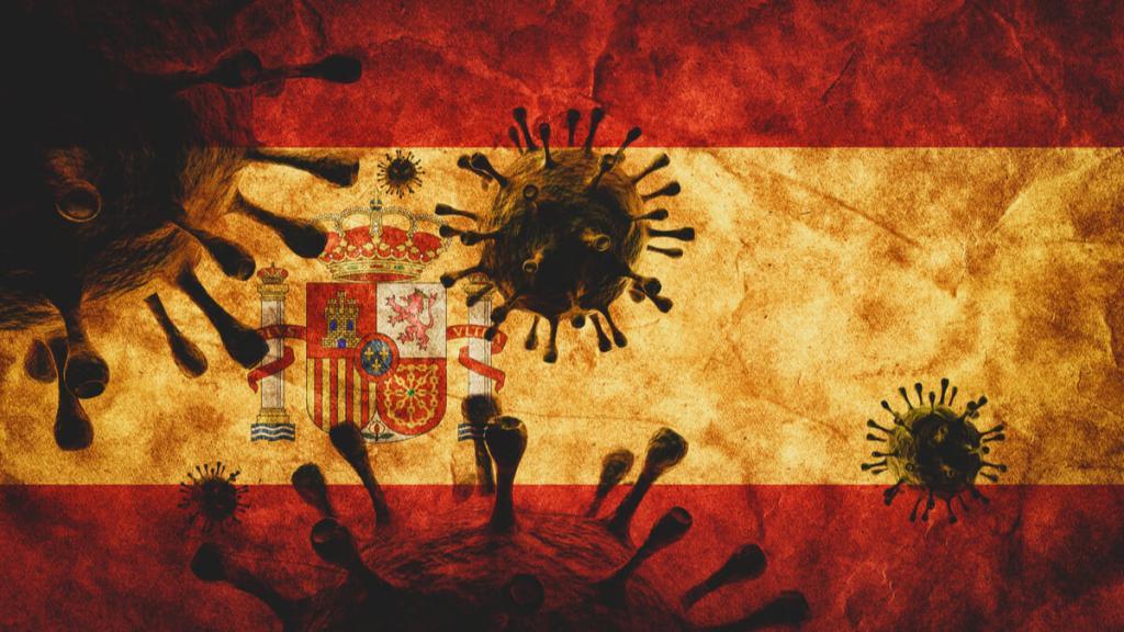 España uno de los países más afectados por COVID-19