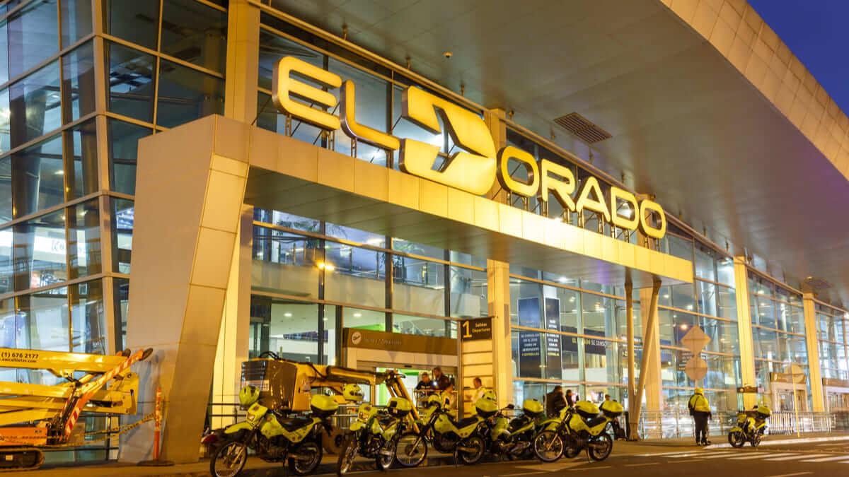 Falta de controles de coronavirus en el Aeropuerto Internacional El Dorado