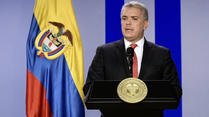 Presidente asume el manejo del orden público por em COVID-19 – Decreto 418 de 2020