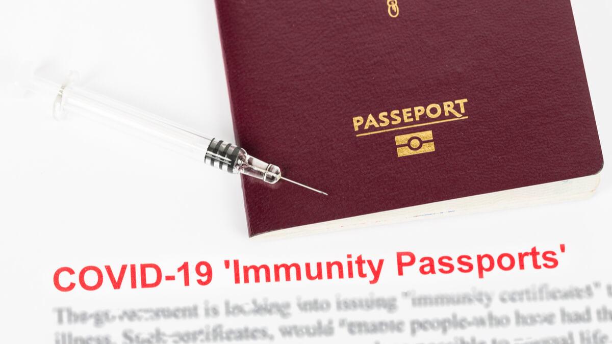 ¿Qué es el pasaporte o carné de inmunidad