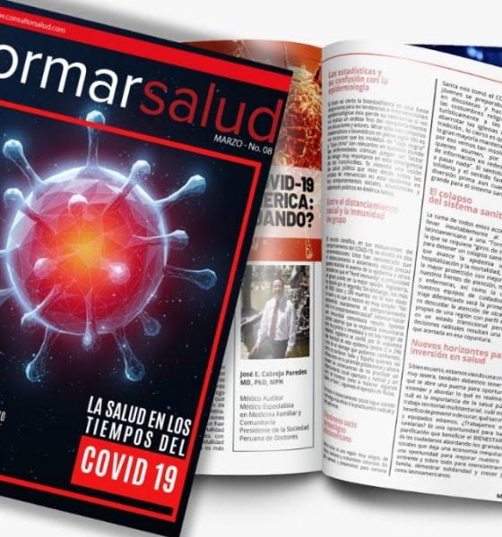 Covid-19 revista FORMARSALUD