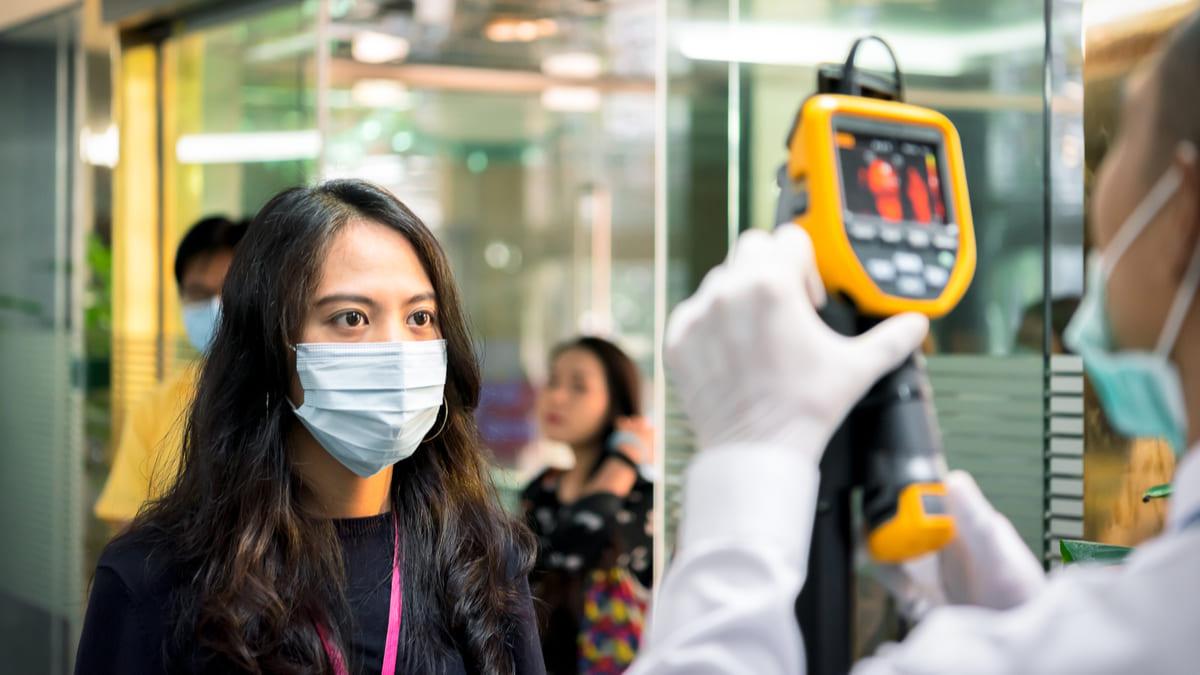 Crean cámara que permitiría tomar la temperatura corporal con precisión