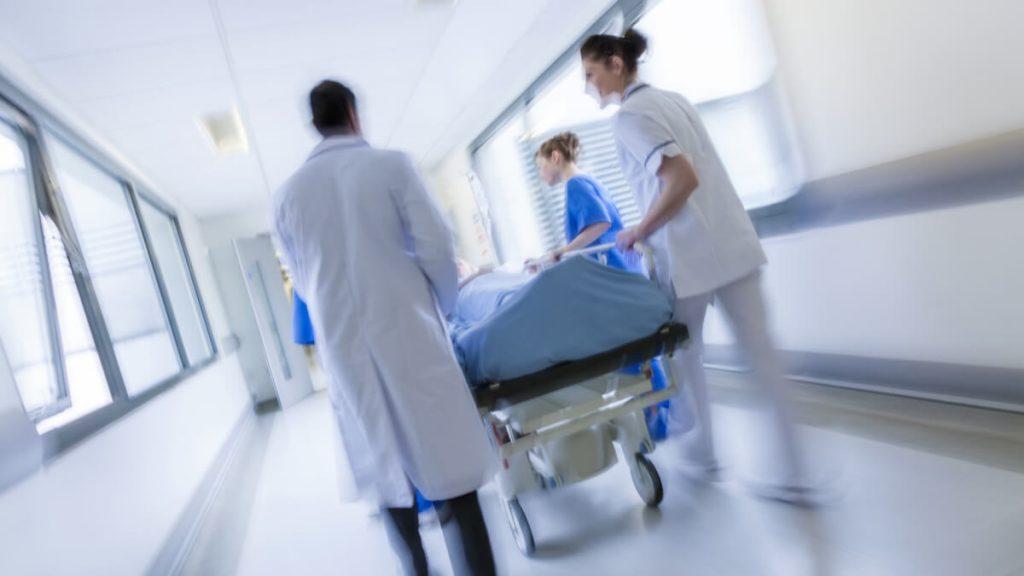 Resultados de la encuesta de preparación de hospitales para COVID-19
