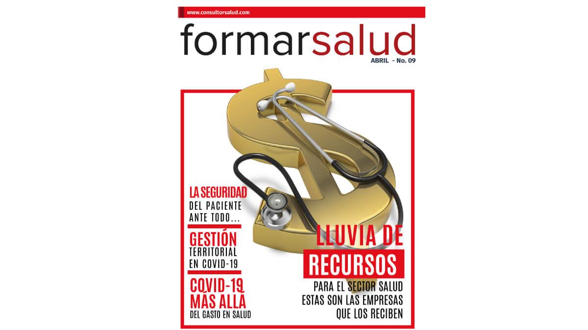 Revista Formarsalud 09