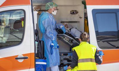 guía para el transporte asistencial de pacientes sospechosos de coronavirus