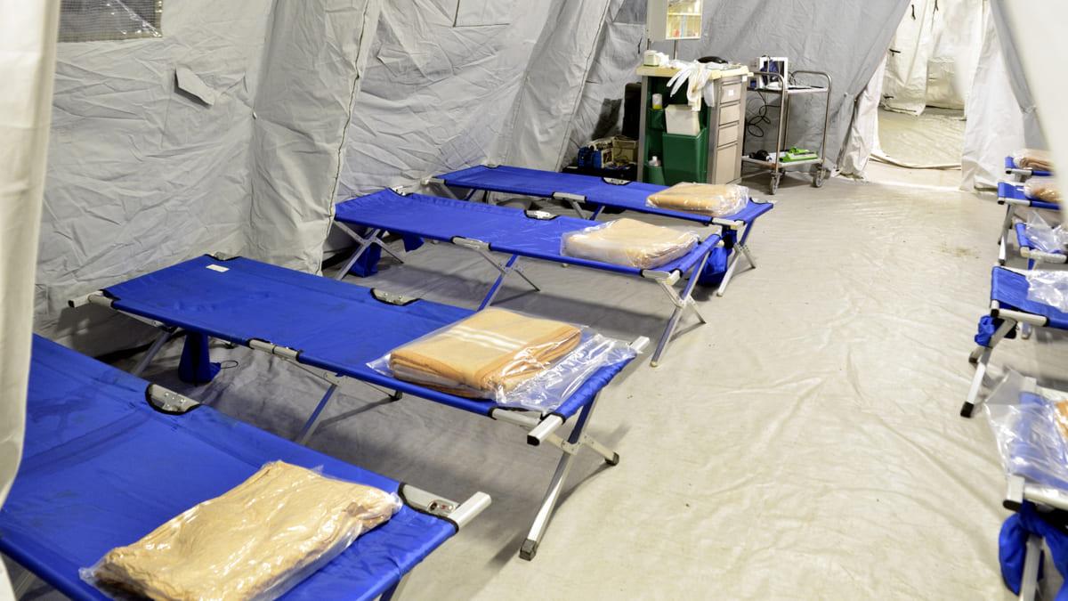 200 camas UCI disponibles en Hospitales intervenidos por la Supersalud