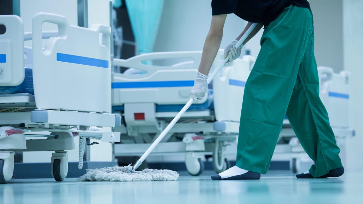 Así avanza el Hospital san marcos de Sucre