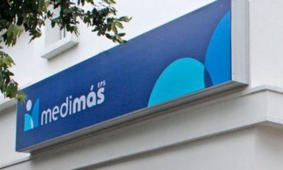 EPS Medimás dejará de operar en 8 departamentos