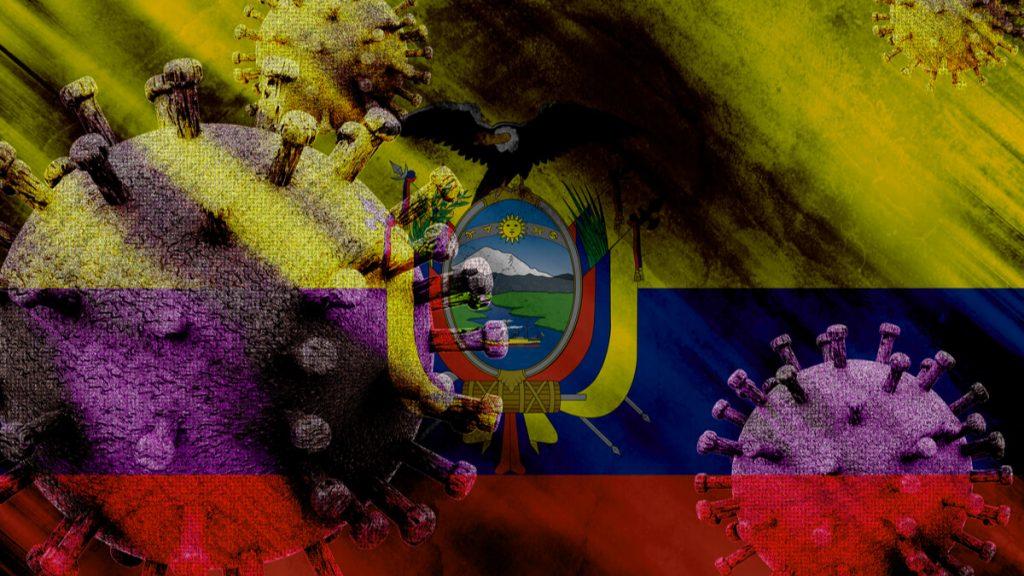 Ecuador lanza ley de apoyo humanitario en medio de la crisis por Covid-19