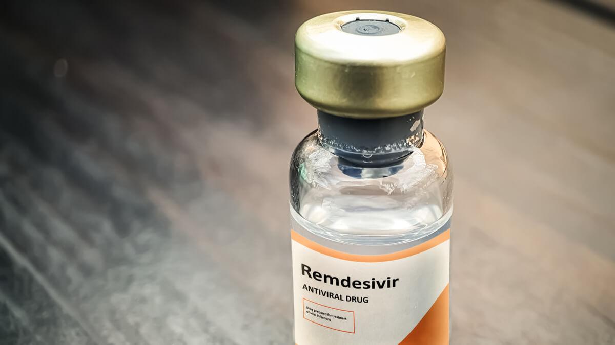 FDA aprobó el uso del antiviral remdesivir para tratar el Covid-19