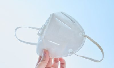 Inventan mascarilla que emite una señal cuando detecta el coronavirus
