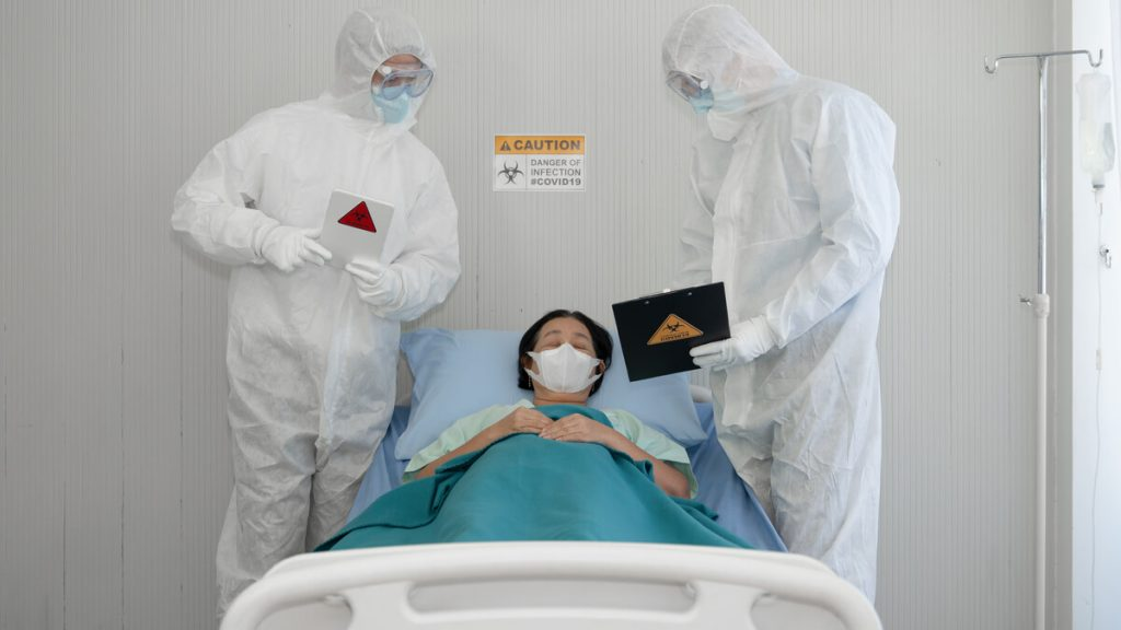 Proyecto de Decreto pretende garantizar la afiliación a salud de diagnosticados con Covid-19