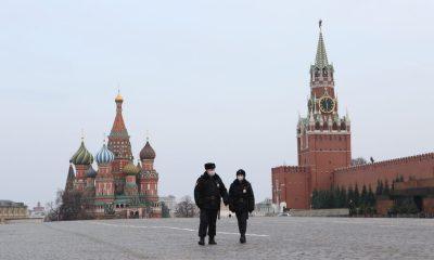 Rusia se posiciona como el segundo país con más casos de Covid-19