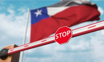 Se decreta cuarentena total en Chile por aumento de casos de Covid-19