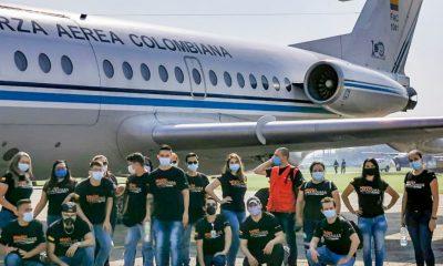 19 profesionales de la salud llegan como apoyo médico al amazonas