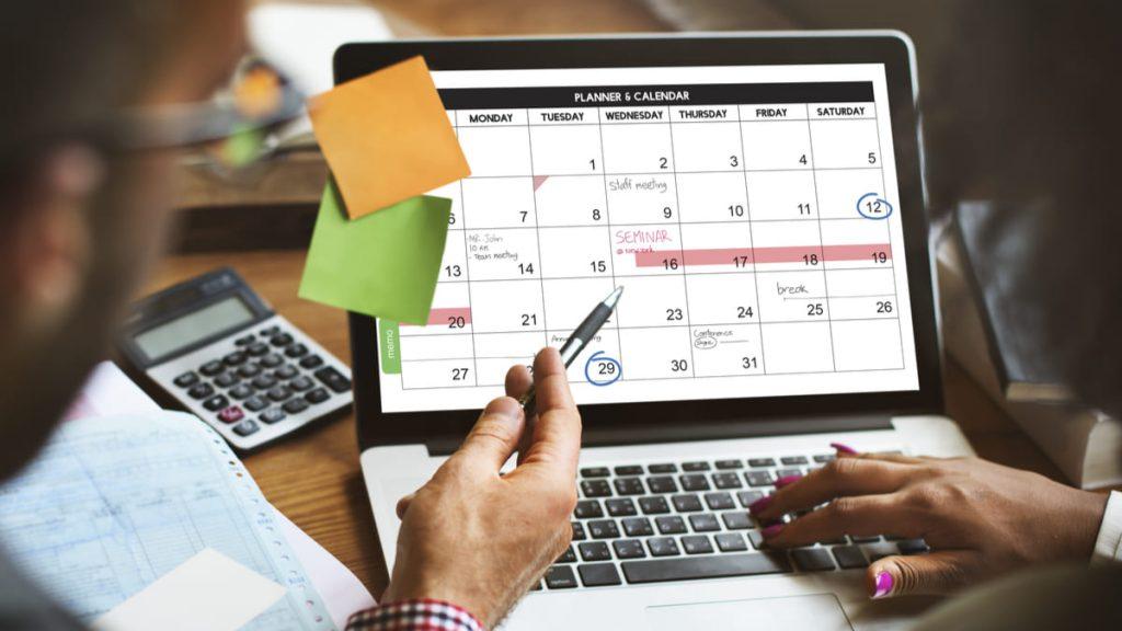 Cronograma de radicación de cuentas no UPC para el Acuerdo de Punto Final en junio