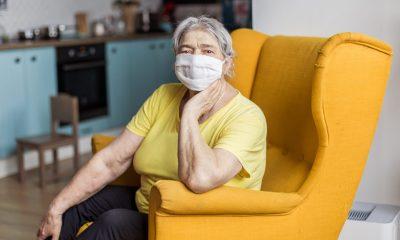 Cuidados y prevenciones para adultos mayores por Covid 19