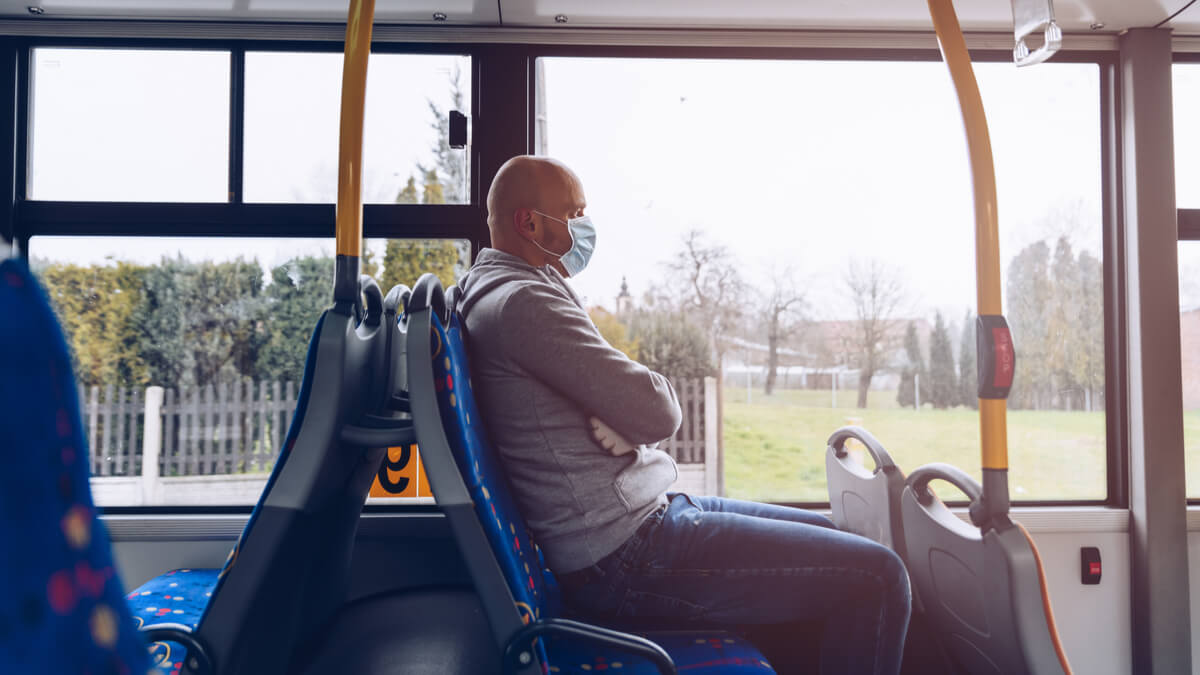 Medidas para la prestación del servicio público de transporte - Decreto 768