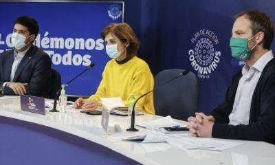Chile presentó la tasa de exámenes PCR más baja hasta ahora