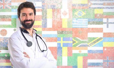 Habrá autorización temporal para personal extranjero de salud por la pandemia