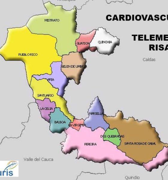 La RIA Cardiovascular y las 16 ESE de Risaralda incorporan Telemedicina