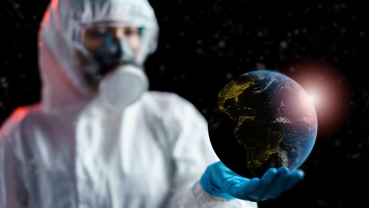 Las Nuevas Pandemias De la crisis medioambiental a la crisis sanitaria