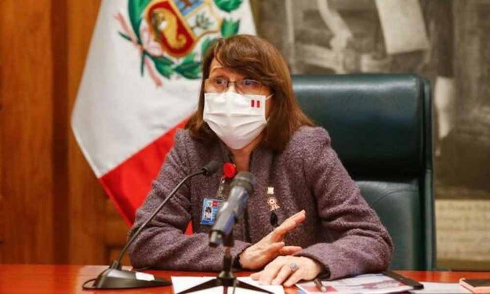 Dra. Pilar Mazzetti, nueva ministra de salud de Perú