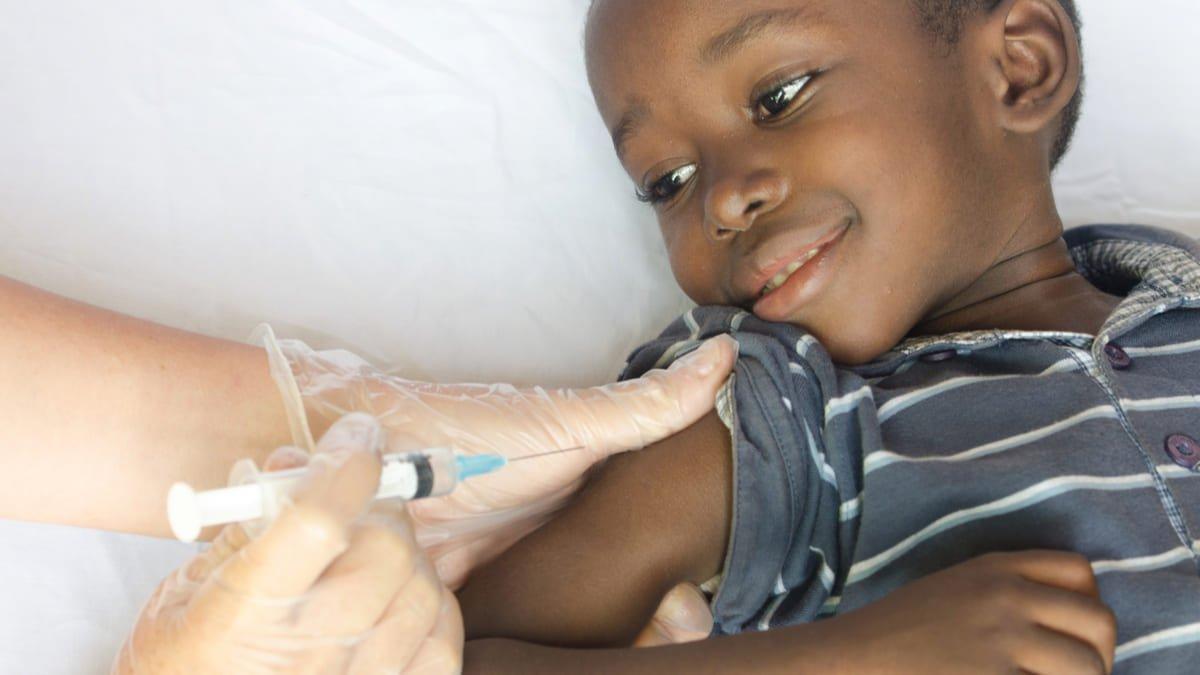 África libre de polio