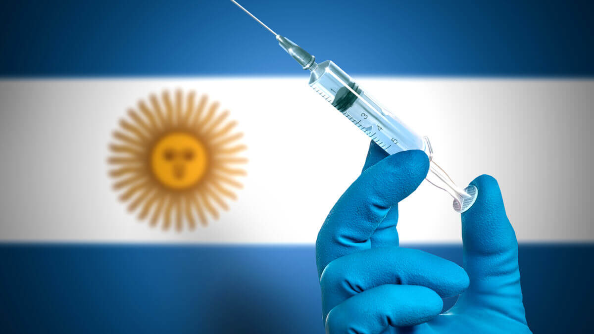 Argentina será el productor en masa de la vacuna de Oxford para el Covid-19