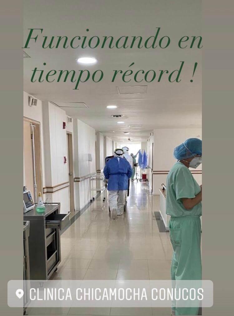 Clínica Conucos ya reabrió y atenderá pacientes Covid 19 en Bucaramanga