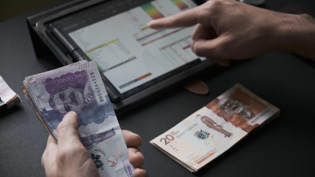 Inflación anual en Colombia