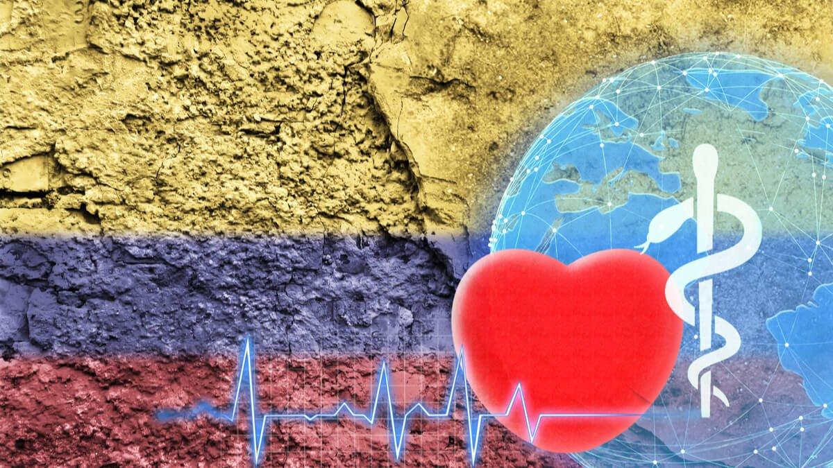 Modelo Geográfico de Salud para Colombia