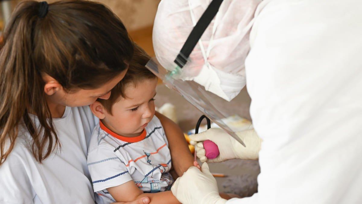 OPS vacunacion poliomielitis
