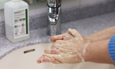 Supervivencia coronavirus prolongada piel